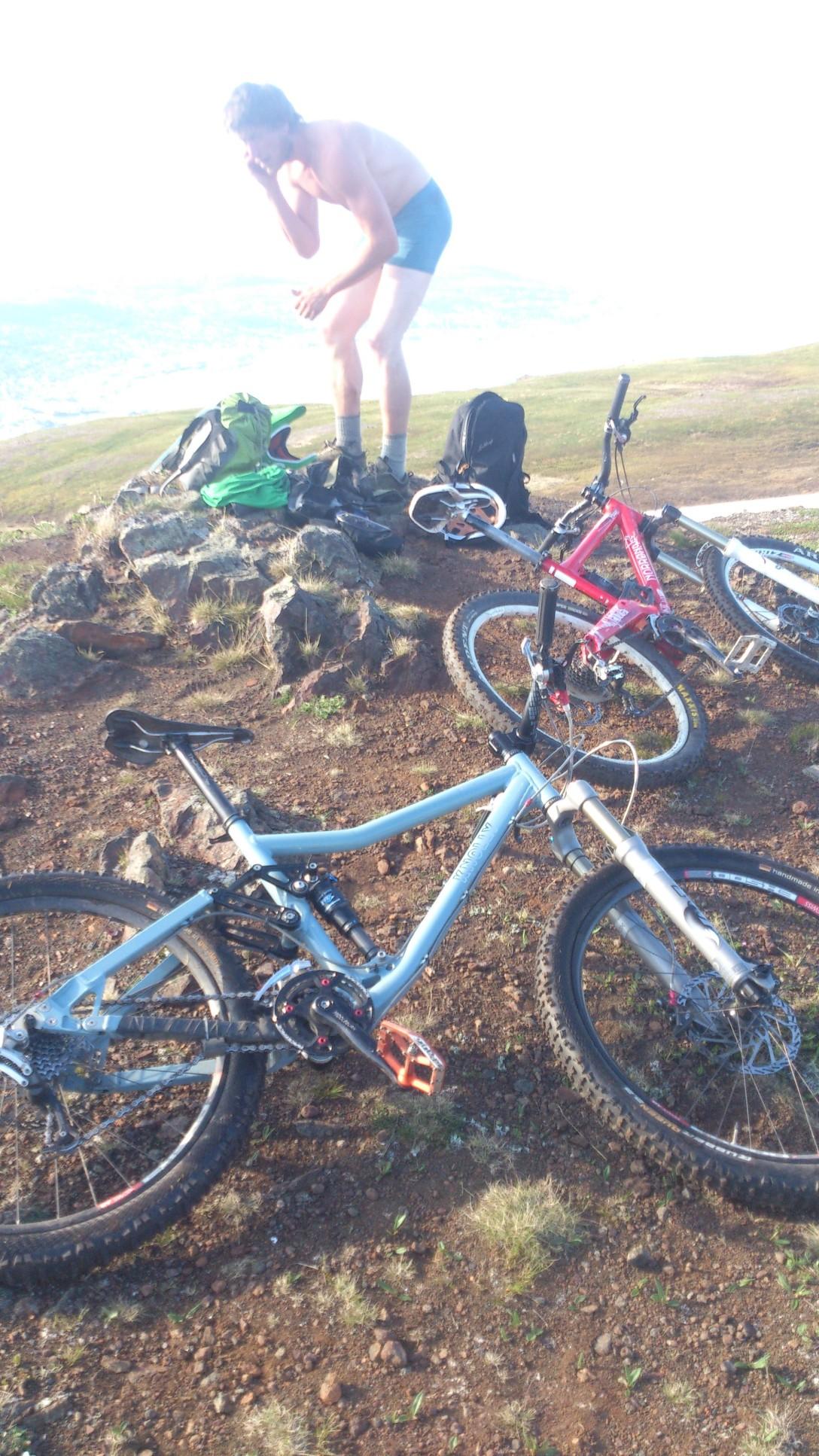 testing trails