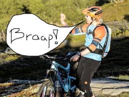 Braaap!